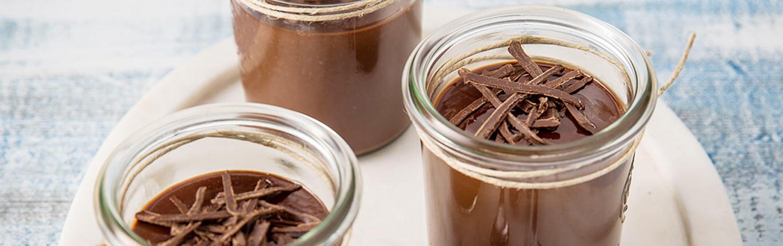 pots crème chocolat fève Tonka