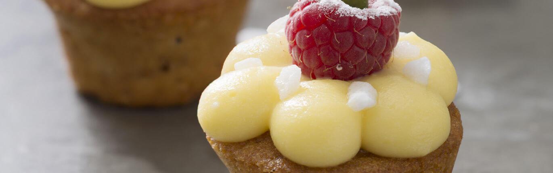 cupcake noisette yuzu