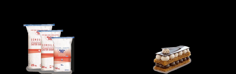 semoule patissière professionnelle