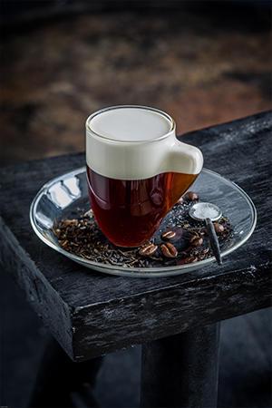 Smokey Zen coffee