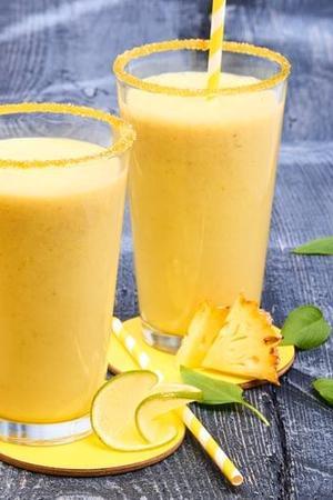 recette de chef boisson fruits