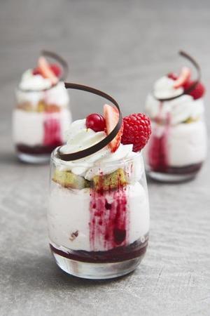 recette dessert restaurant