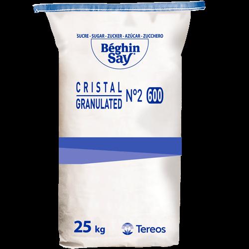 cristaux de sucre blanc sac