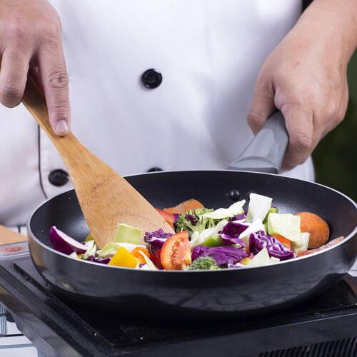 glacer légumes à blanc